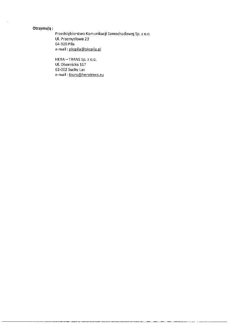 Informacja o wyborze oferty najkorzystniejszej z dnia 29.07.2019 r. - strona 1